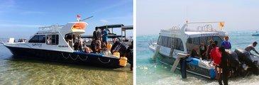 Dive-boats lembongan