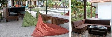 Relaxing-areas in lembongan