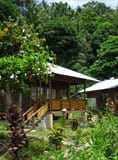 Resort on Lembeh Straits