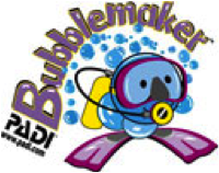 PADI bubblemaker course