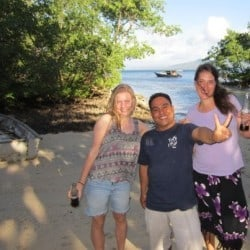 discover scuba diving in bunaken 2FEB13