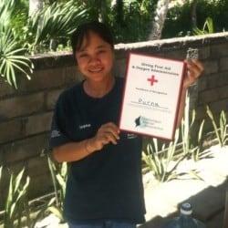 purna-LMA First Aid course