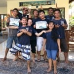 shout for sharks and rays in lembongan