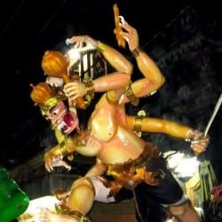 nyepi in lembongan 13MAR13