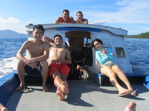 discover scuba diving in Bunaken