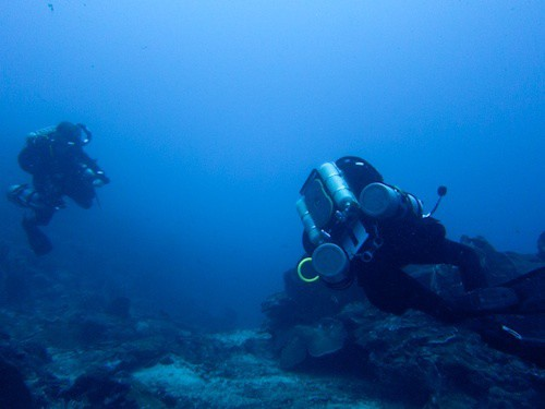 great viz at 60m bunaken