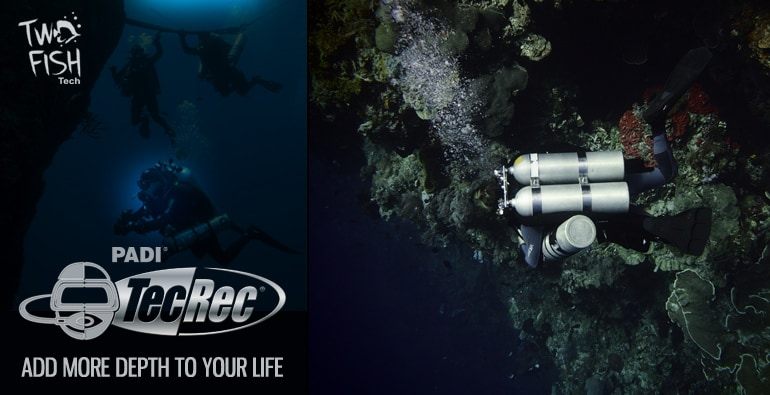 technical diving indonesia