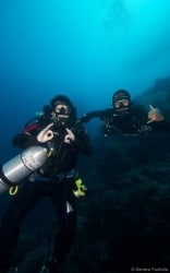Rebreather Rental Dive