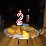 2nd birthday in Lembongan