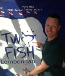 Divemaster Internship In Lembongan – Report 1 From Ben