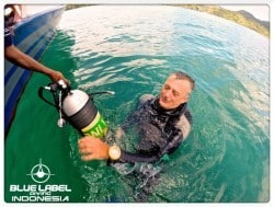 Sidemount Instructor Training