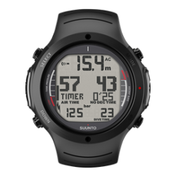 Suunto D6i Dive Computer All Black