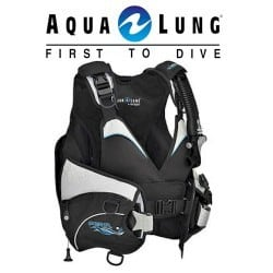 pearlaqualung bcd