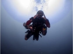 what the heck is sidemount diving