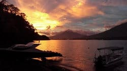 another sunset in lembeh