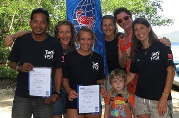 GoPro-PADI-IDC-successful-candidates