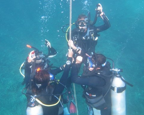 Practice 5Point Ascent on IDC Bunaken