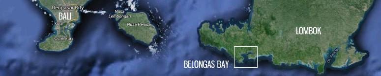 belongas bay lombok