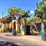 our villa/dive center in sanur, bali mainland