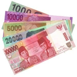 what is the indonesian rupiah
