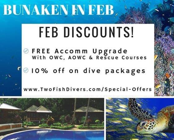 Dive Bunaken discount feb 2016 v2