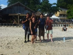 Discover Scuba in the Gili Islands
