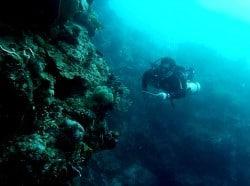 Bunaken day trip Sidemount diving
