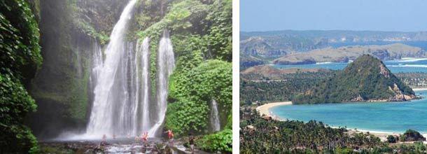 Waterfalls-lombok