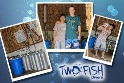 Tristan's Divemaster course in Bunaken