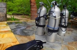 Getting into tech diving with Two Fish Divers