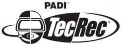PADI TecRec logo