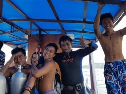 Divemaster Trainee Conny - read how she is doing...