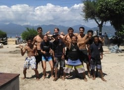 Gili Air busy with PADI courses