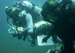 SDI Solo Diver course in Amed Bali