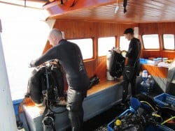 bunaken tech diving