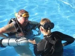 Solo Diving course