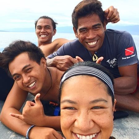 """Week 2 of divemaster trainee Tram! """"The Business of Diving"""""""