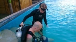 Technical Instructor training in Bali