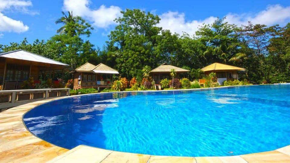 resort on bunaken island manado