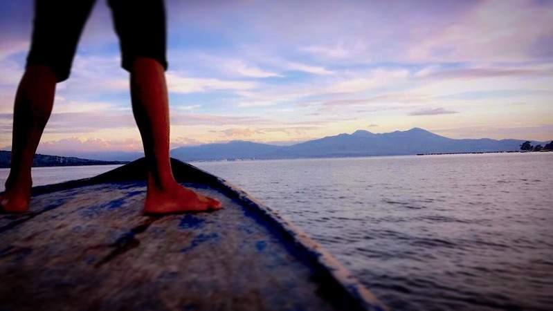 Michelle - Divemaster trainee in Bunaken