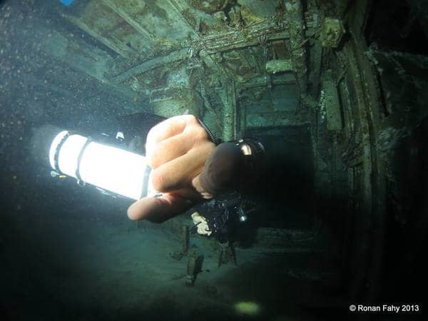 Dive Master Trainee Bunaken