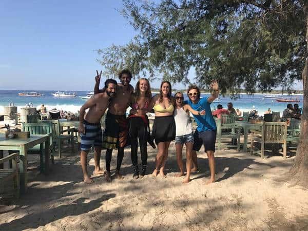 IDC team Lombok
