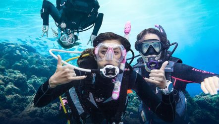 Diving Indonesia with the PADI Open Water Course in Bali
