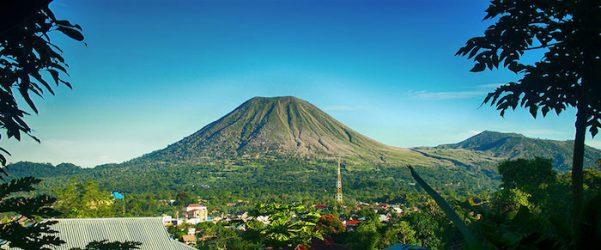 Lokon North Sulawesi