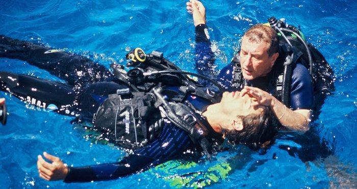 PADI Rescue Amed