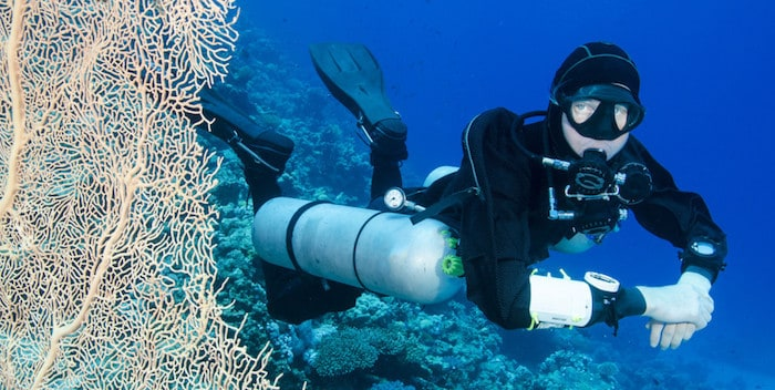 Sidemount Bali
