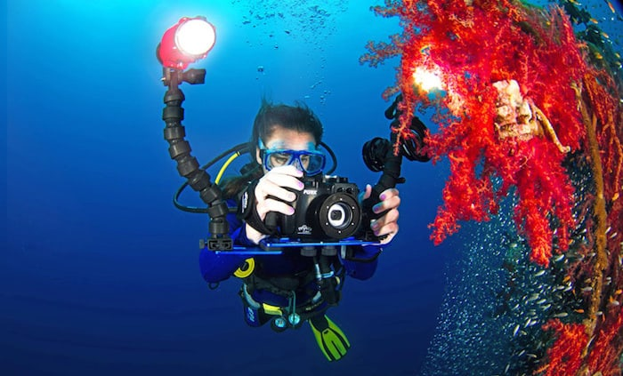 Underwater Photography Specialty
