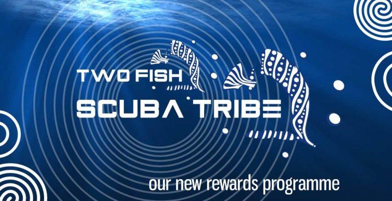 Two Fish Divers Scuba Tribe Rewards Program