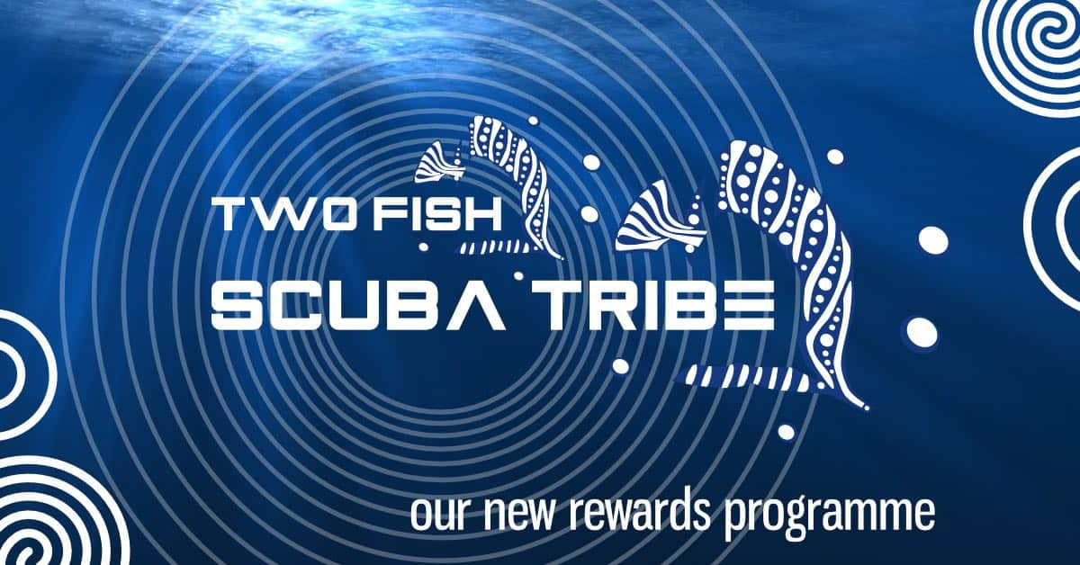 Two Fish Divers Scuba Tribe Rewards Program