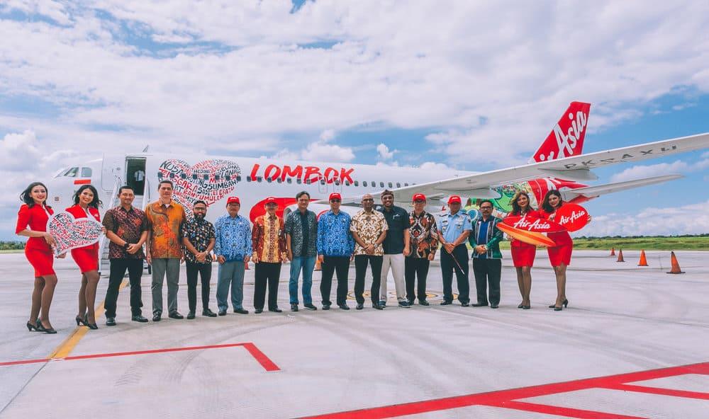 Lombok Air Asia